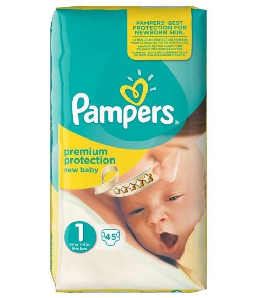 couche pampers auchan