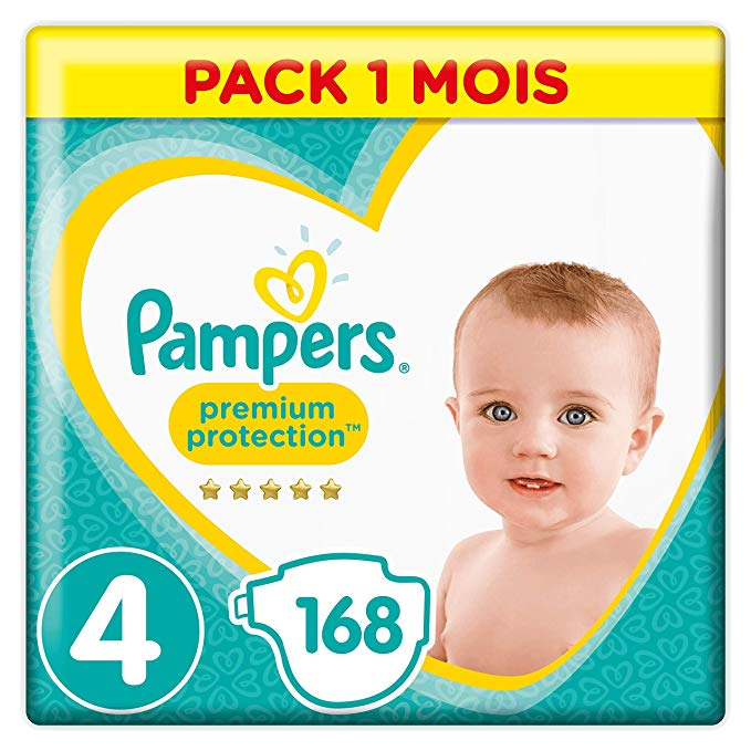 pampers couche gratuite
