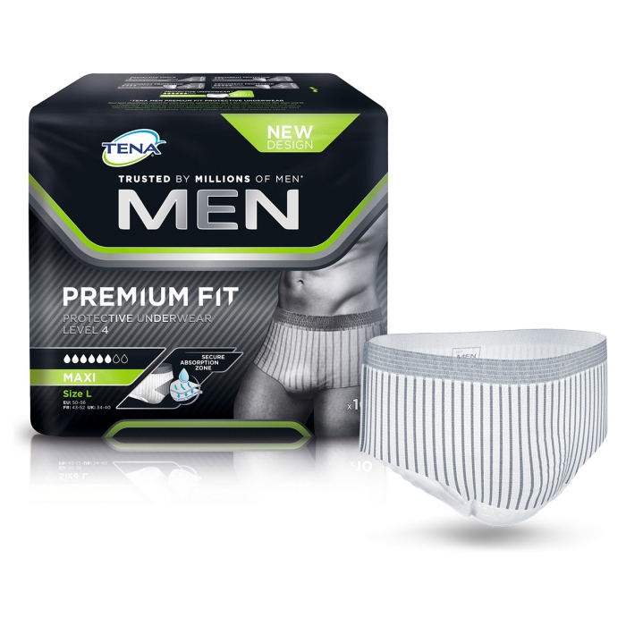 tena protection urinaire homme
