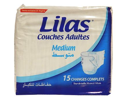 couches adultes carrefour