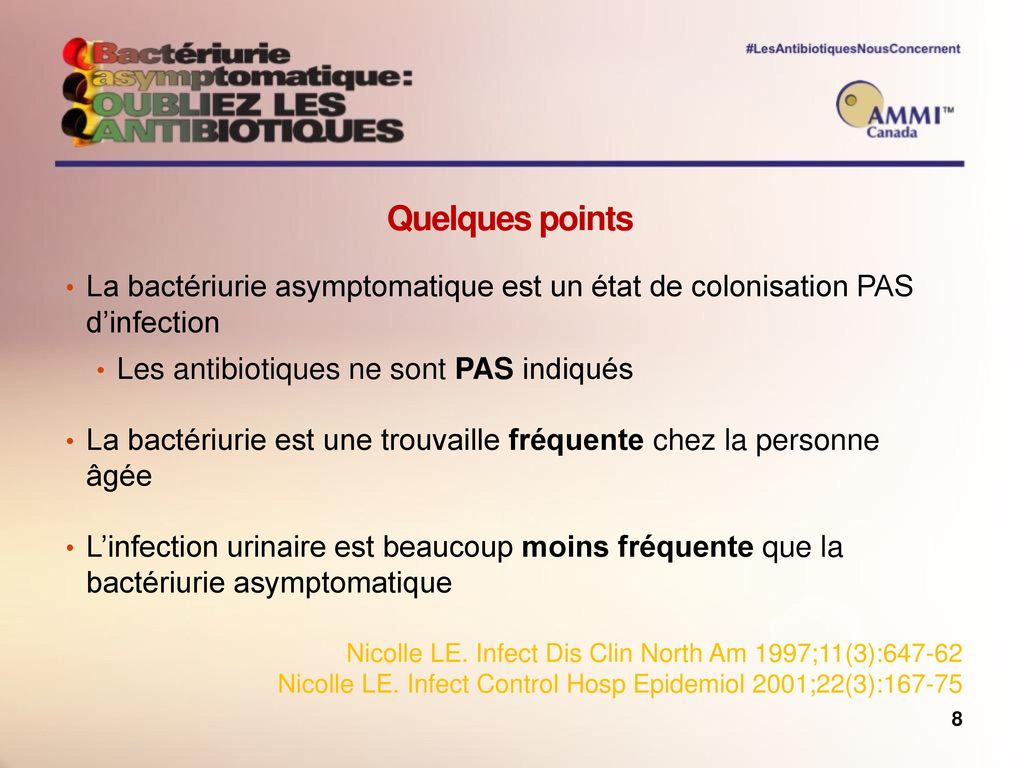infection urinaire frequente - Incontinence Adulte